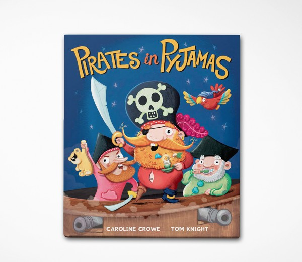 Pirates in Pyjamas