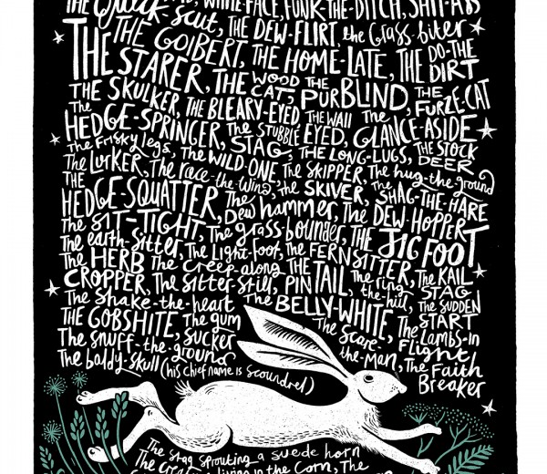 The Names Of The Hare